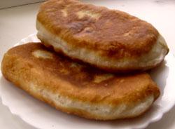 Жареные пирожки с картофелем – кулинарный рецепт